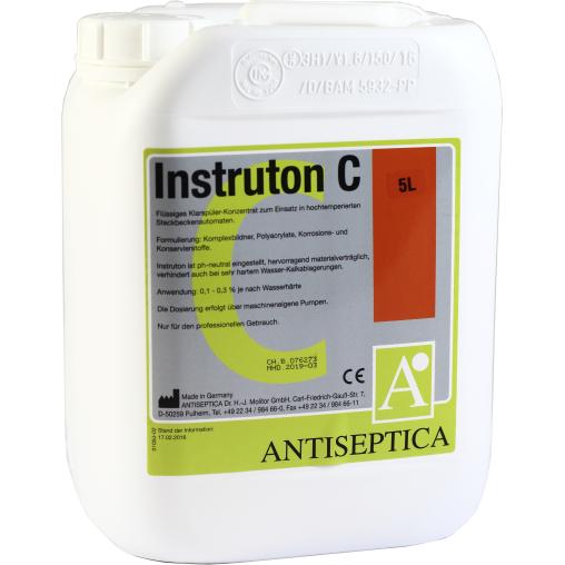 Antiseptica Instruton C Klarspülerkonzentrat