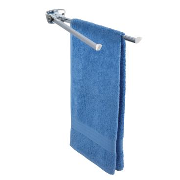 WENKO Basic, Handtuchhalter, glänzend