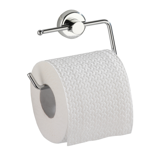 WENKO Simple Power-Loc Toilettenpapierrollenhalter