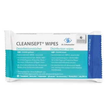 Dr. Schumacher CLEANISEPT WIPES Desinfektionstücher