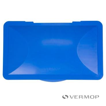 VERMOP Deckel Halterahmen: 120 l, blau