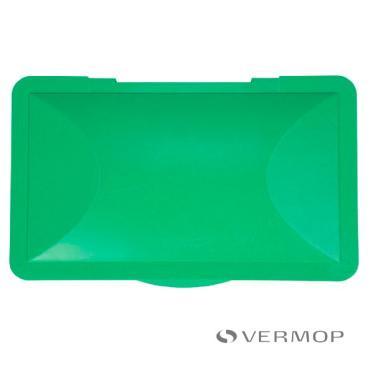VERMOP Deckel Halterahmen: 120 l, grün