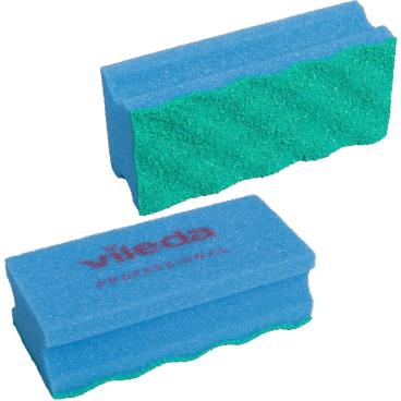 Vileda PUR active SchwammProfi Farbe: blau