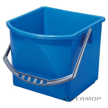 VERMOP Eimer, 17 l blau