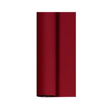 DUNI DUNICEL Tischdeckenrollen, unbedruckt 1 Karton = 1 Rolle, Farbe: bordeaux