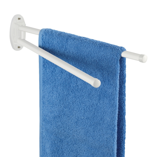 WENKO Basic Handtuchhalter