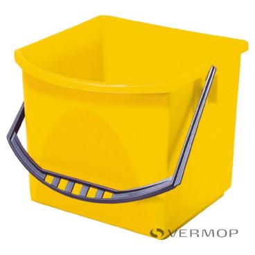 VERMOP Eimer, 17 l gelb