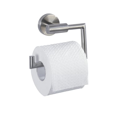 WENKO Bosio Toilettenpapierhalter ohne Deckel