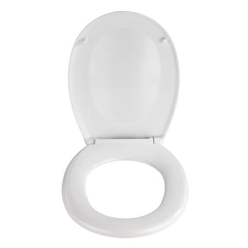 WENKO Savio WC-Sitz, mit Absenkautomatik