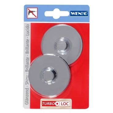 WENKO Premium/Classic/Style Turbo-Loc Adapter Klebesystem