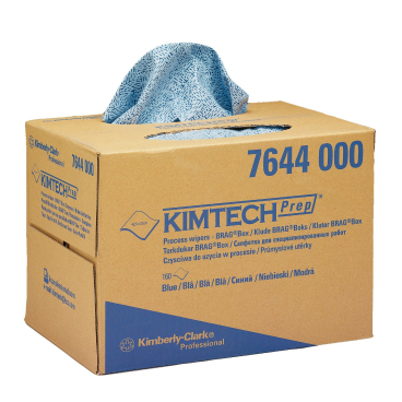 KIMTECH PREP* Prozesswischtücher in der Brag* Box 1 Box = 160 Tücher