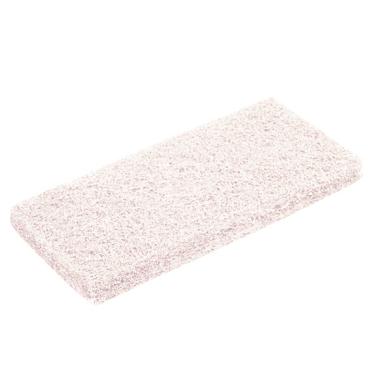 Vileda Professional Handpad Super, 12 x 26 cm 1 Packung = 5 Stück, weiß, für die schonende Reingung