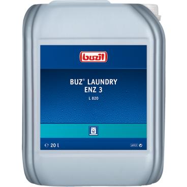 Buzil BUZ® L 820 Laundry ENZ 3 enzymhaltiges Flüssigwaschmittel