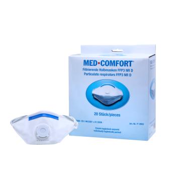 Med Comfort FFP3D Feinstaubmaske