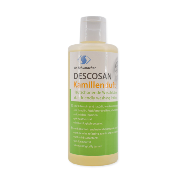 Dr. Schumacher DESCOSAN KAMILLENDUFT Pflegelotion