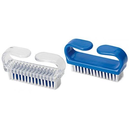 Handwaschbürste, Kunststoff mit Bügelgriff