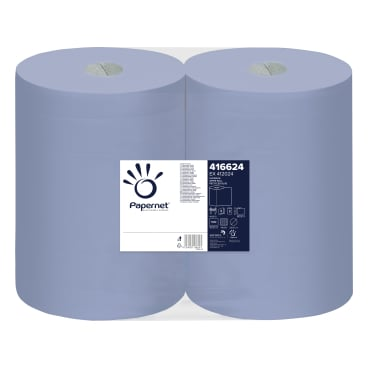 Superior Wiper Roll Putzpapier, blau