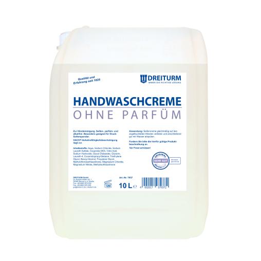 Dreiturm Handwaschcreme, ohne Parfüm
