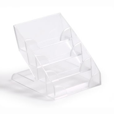 DURABLE Business Card Display Box Visitenkartenbox