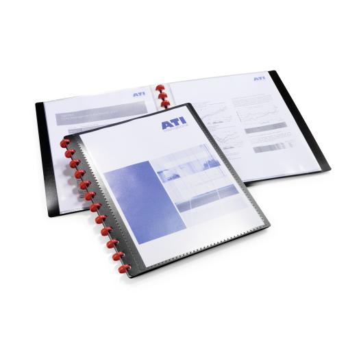 DURABLE Duralook® Easy Plus Präsentationsmappe, DIN A4