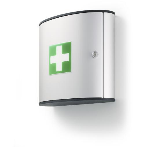 DURABLE First Aid Box Erste-Hilfe-Kasten, M