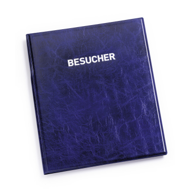 DURABLE Visitor Book 100 Besucherbuch, 60 x 90 mm