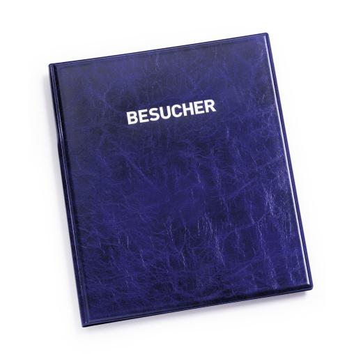 DURABLE Visitor Book 100 Besucherbuch, 60 x 90 mm