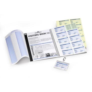 DURABLE Nachfüllsatz für Visitor Book 100 Besucherbuch