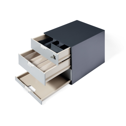 DURABLE Coffee Point Box Schubladenbox