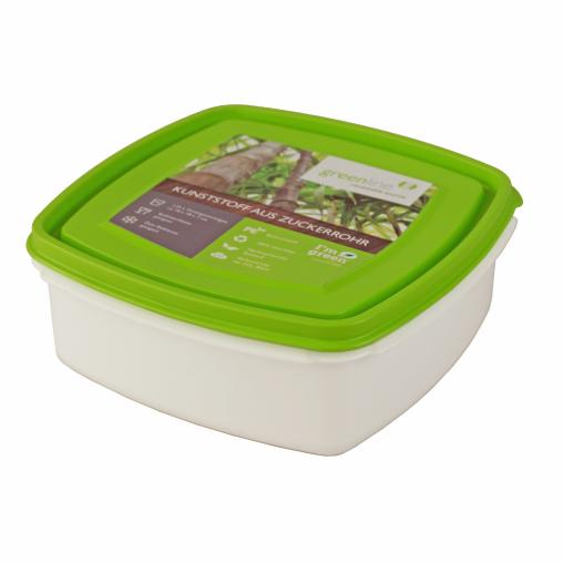 Gies greenline Frischhaltebox Quadrat