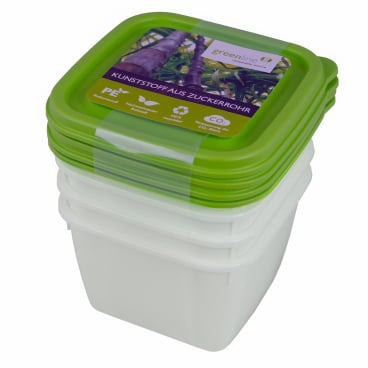 Gies greenline Tiefkühldose Set