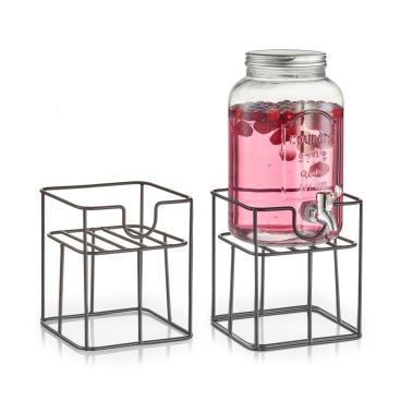 Zeller Ständer für Getränkespender Maße: 16,5 x 16,5 x 19 cm