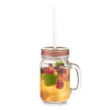 Zeller Copper Trinkglas Fassungsvermögen: 450 ml