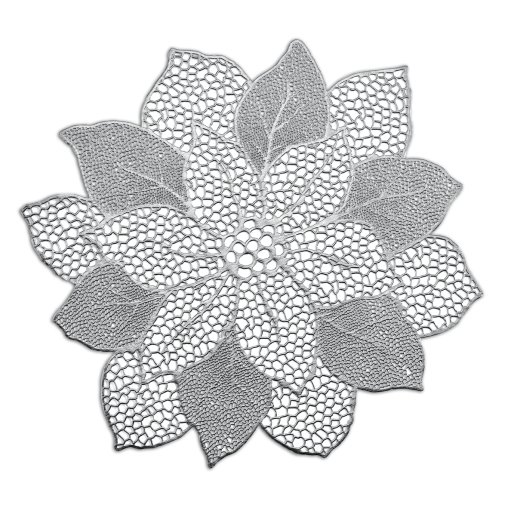 Zeller Flower Platzset, 49 x 47 cm