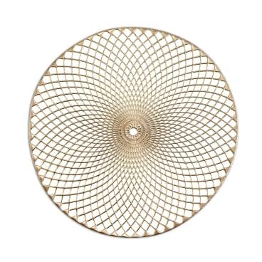 Zeller Mandala Platzset, Ø 38 cm