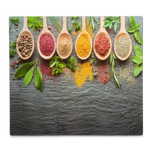 Zeller Spices Herdblende-/Abdeckplatte, 56 x 50 cm