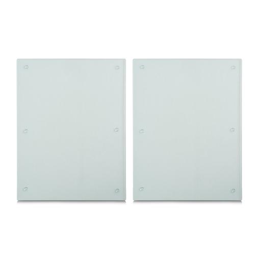 Zeller Herdabdeck-/Schneideplatten-Set, 2-teilig, XL