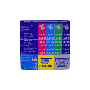 Radomat Vollwaschmittel OXI aktiv 10 kg - Tragepackung