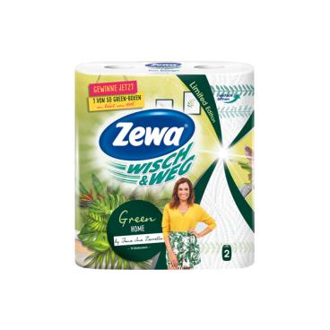 Zewa Wisch & Weg Fun Design Haushaltsrolle