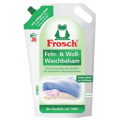 Frosch Fein- & Woll-Waschbalsam