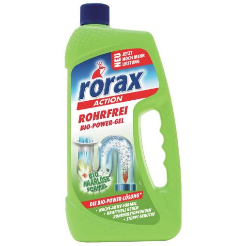 rorax Rohrfrei Bio-Power-Gel