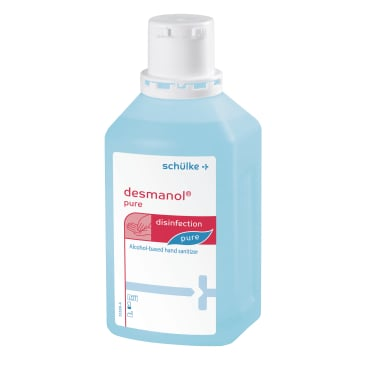 Schülke desmanol® pure Händedesinfektion