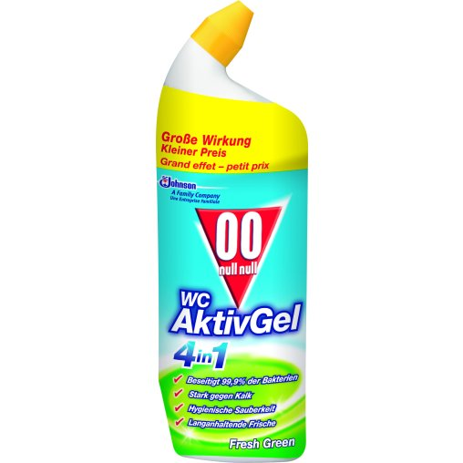 00 WC Aktiv Gel 4in1 WC-Reiniger
