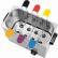 Bartscher EH6 Eierkocher Maße: 365 x 220 x 290 mm