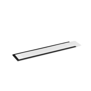 DURABLE Magnetisches C-Profil Etikettenleiste, 5 Meter