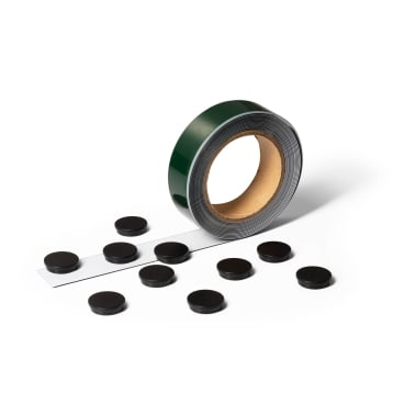DURABLE Metallband inkl. 10 Magneten, 5 Meter