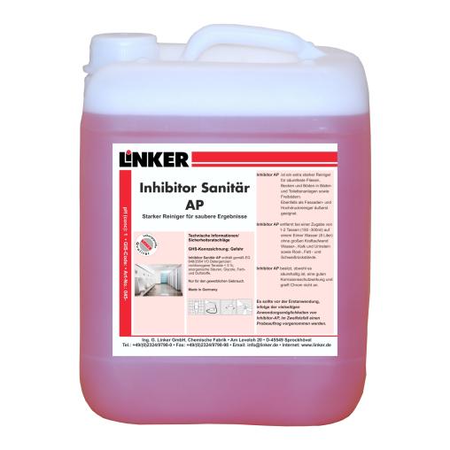 """Linker Inhibitor-Sanitär AP """"extra stark"""""""