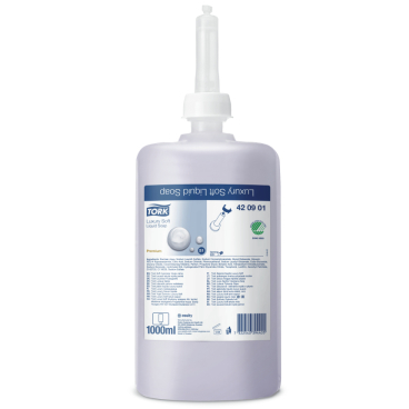 Tork Sonderaktion* Flüssig- und Sprayseifen-Spender+Flüssigseife 1 Aktionsset