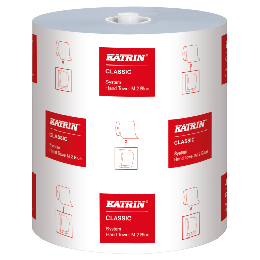 KATRIN Classic System Rolle M2, Handtuchpapier