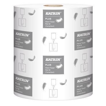 KATRIN Plus M 2 Papierhandtuchrolle